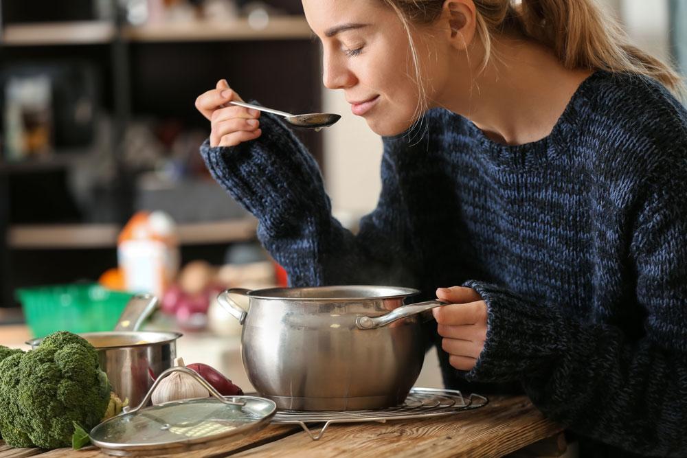 LIN LOV ce sont des aides culinaires idéales dans les soupe, les assaisonnements, en tartine