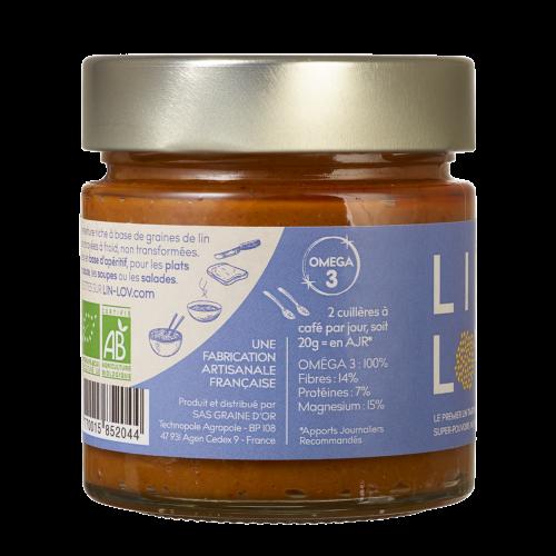 Une aide culinaire qui permet de mettre des Oméga 3 et du piment d'Espelette dans vos assaisonnements !