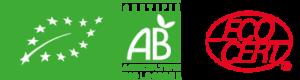 Les pâtes de graines de lin broyées LIN LOV ont le label BIO et ECOCERT