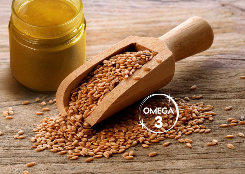 Des graines de lin rendues plus digestibles sous forme de pâte, pour un usage simple et un maximum d'Oméga 3 et nutriments essentiels au quotidien